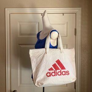Adidas Cotton Vintage Tote Bag